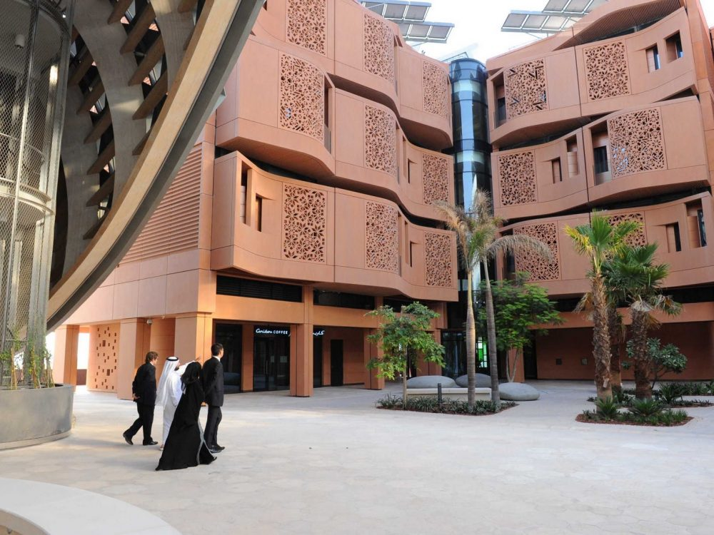 Masdar Institute of Science and Technology Ph. 1