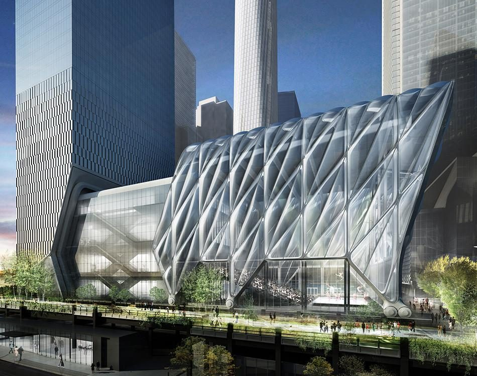 Hudson Yards and #7 Subway Extension